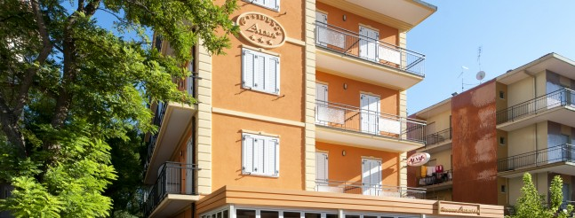Residence Alma a Rimini